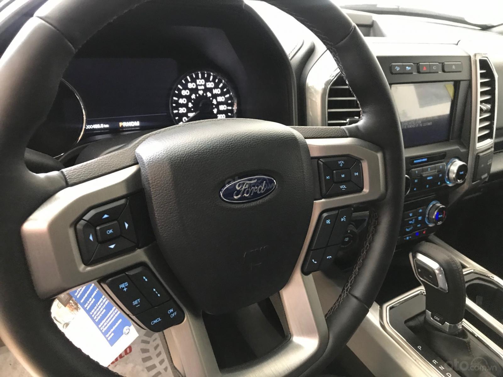 Bán Ford F 150 sản xuất Mỹ, đẳng cấp bán tải, xe giao ngay, LH 0904754444 (8)