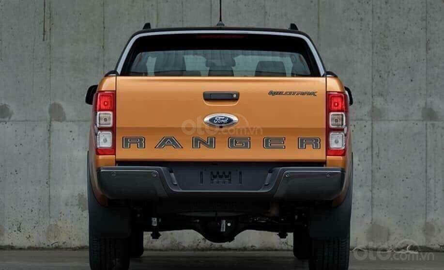 Cần bán Ford Ranger Wildtrak 2.0 4x4 năm 2019, màu cam, nhập khẩu nguyên chiếc, giá chỉ 863 triệu (6)