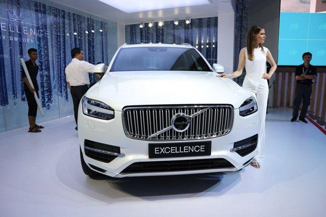 Giá xe Volvo XC90 2020