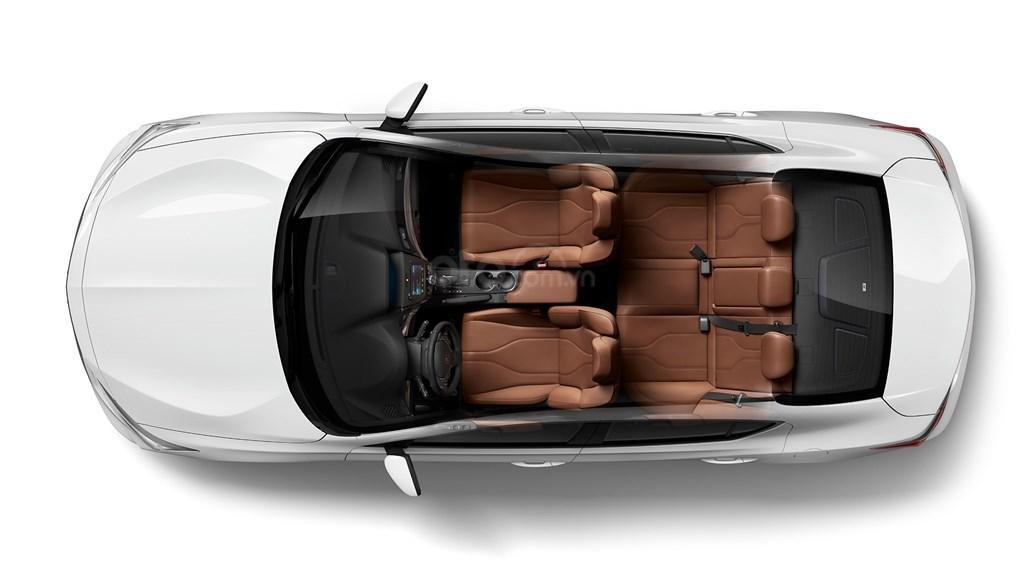 Ghế ngồi trên xe Acura ILX 2019