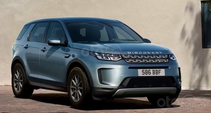 LandRover Discovery Sport 2020 đầu xe