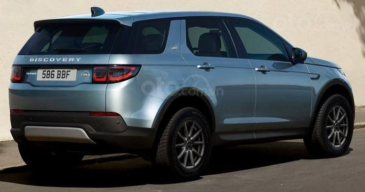 LandRover Discovery Sport 2020 - ảnh 2