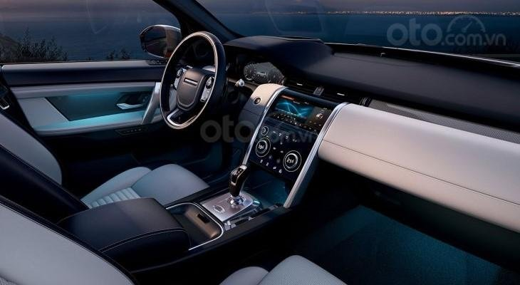 LandRover Discovery Sport 2015 nội thất