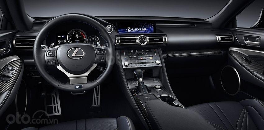 Lexus RC F 2020 đẹp mắt