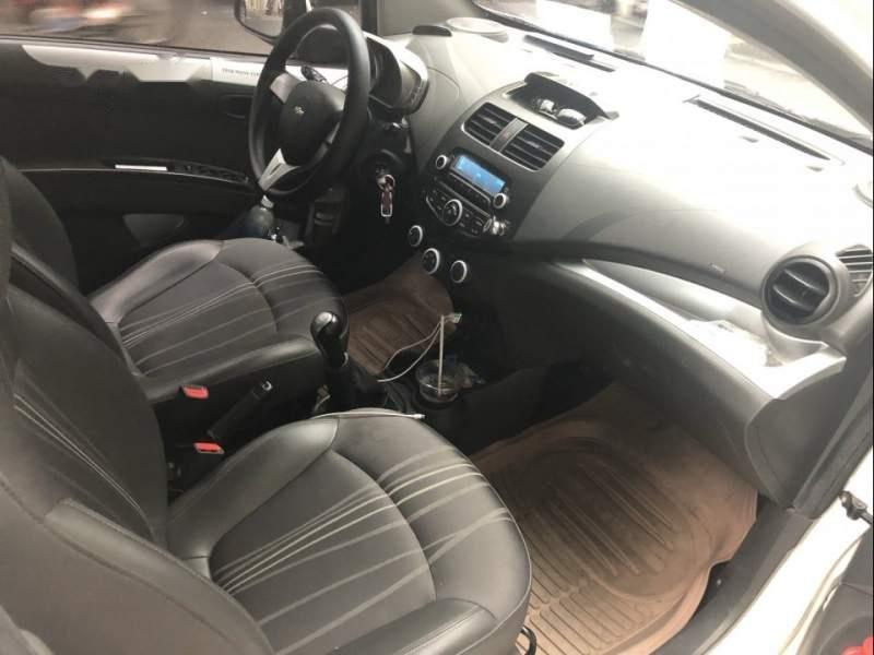 Bán ô tô Chevrolet Spark đời 2016, màu trắng, 235tr-1