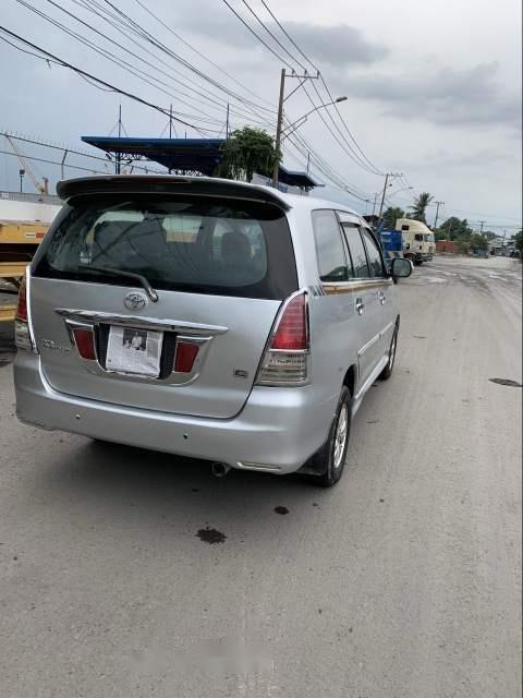 Cần bán gấp Toyota Innova J năm sản xuất 2008, màu bạc, nhập khẩu nguyên chiếc, giá 262tr-1