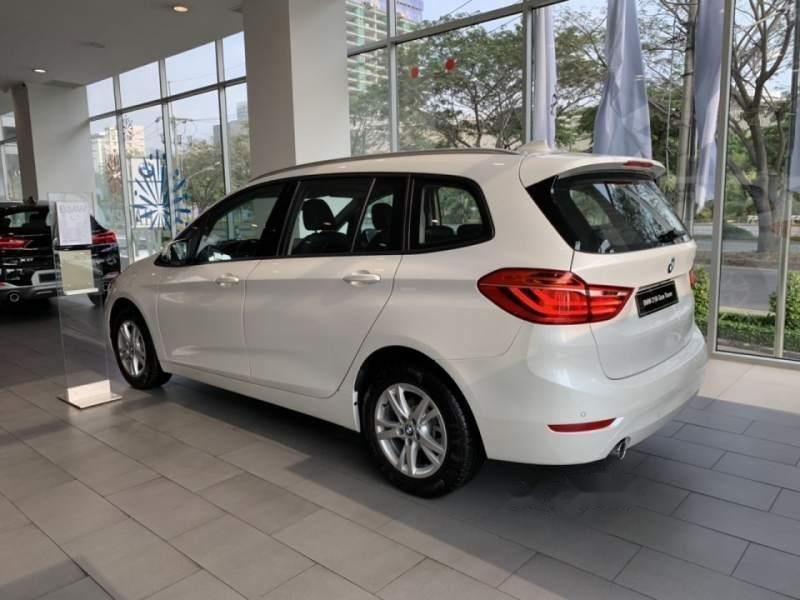 Bán xe BMW 2 Series 218i Gran Tourer năm 2019, màu trắng, nhập khẩu nguyên chiếc-0