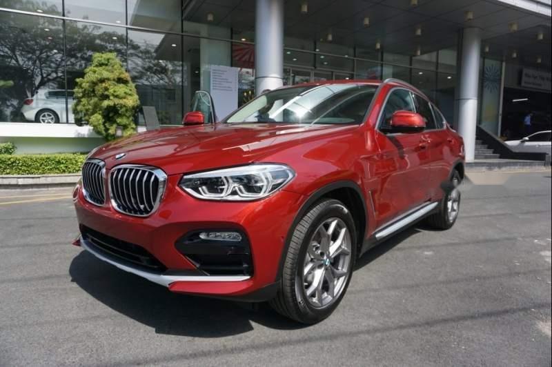 Bán ô tô BMW X4 sản xuất 2019, màu đỏ, nhập khẩu nguyên chiếc-1