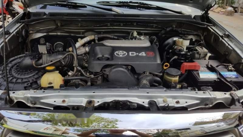 Cần bán xe Toyota Fortuner đời 2009, màu bạc số sàn, giá tốt-5
