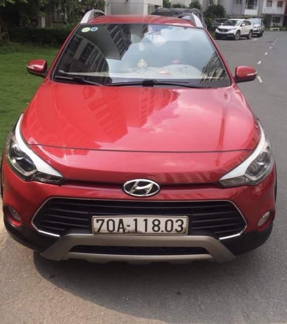 Cần bán lại xe Hyundai i20 Active sản xuất năm 2016, màu đỏ, nhập khẩu nguyên chiếc, 528 triệu-1