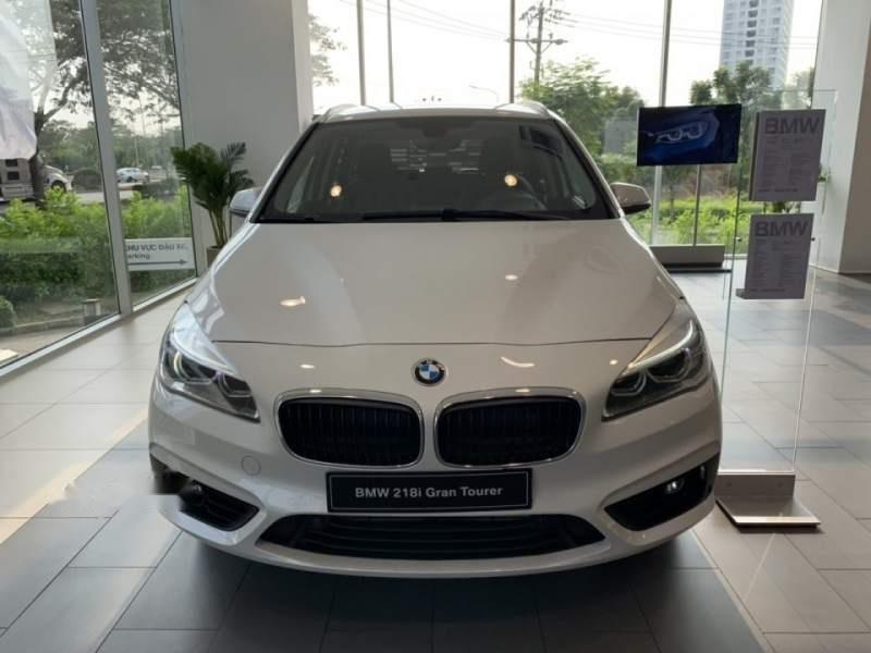 Bán xe BMW 2 Series 218i Gran Tourer năm 2019, màu trắng, nhập khẩu nguyên chiếc-1