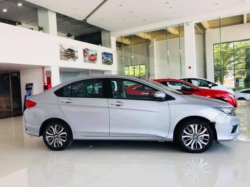 Cần bán Honda City 2019, màu bạc, giá chỉ 559 triệu-2