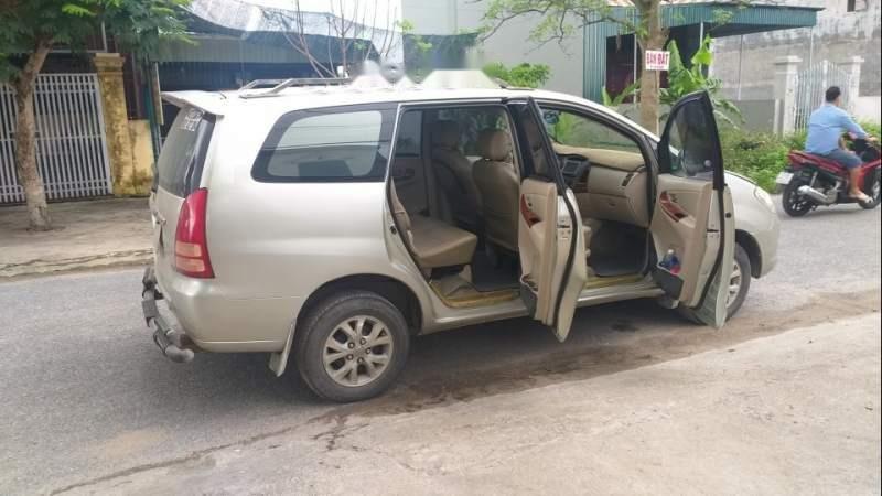 Cần bán lại xe Toyota Innova năm 2008, xe gia đình-1
