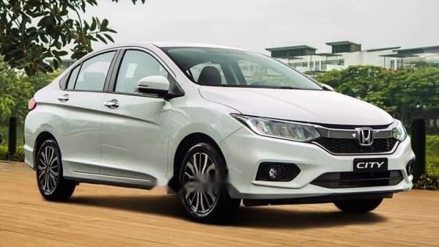 Cần bán Honda City 2019, màu bạc, giá chỉ 559 triệu-1