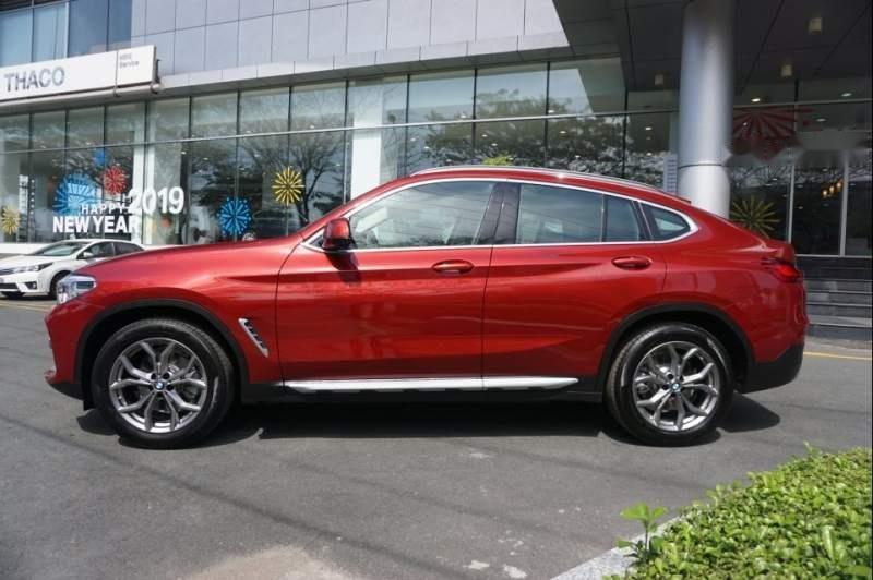 Bán ô tô BMW X4 sản xuất 2019, màu đỏ, nhập khẩu nguyên chiếc-2