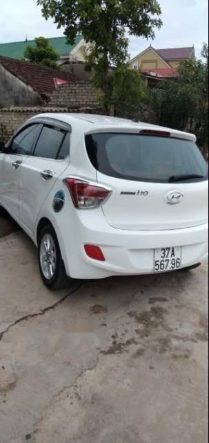 Bán ô tô Hyundai Grand i10 đời 2014, màu trắng, xe nhập số sàn giá cạnh tranh-3