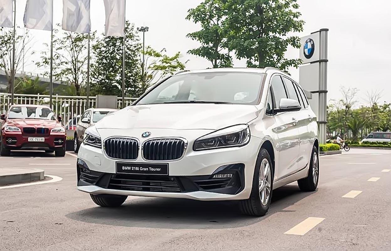 Cần bán BMW 2 Series 218LCI sản xuất 2018, màu trắng, nhập khẩu (1)