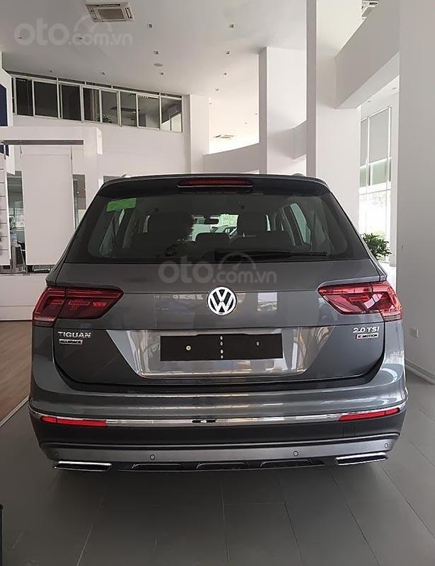 Bán xe Volkswagen Tiguan Allspace đời 2018, màu xám, nhập khẩu (3)
