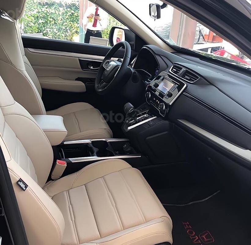 Bán Honda CR V E năm sản xuất 2019, màu đen, nhập khẩu nguyên chiếc (2)