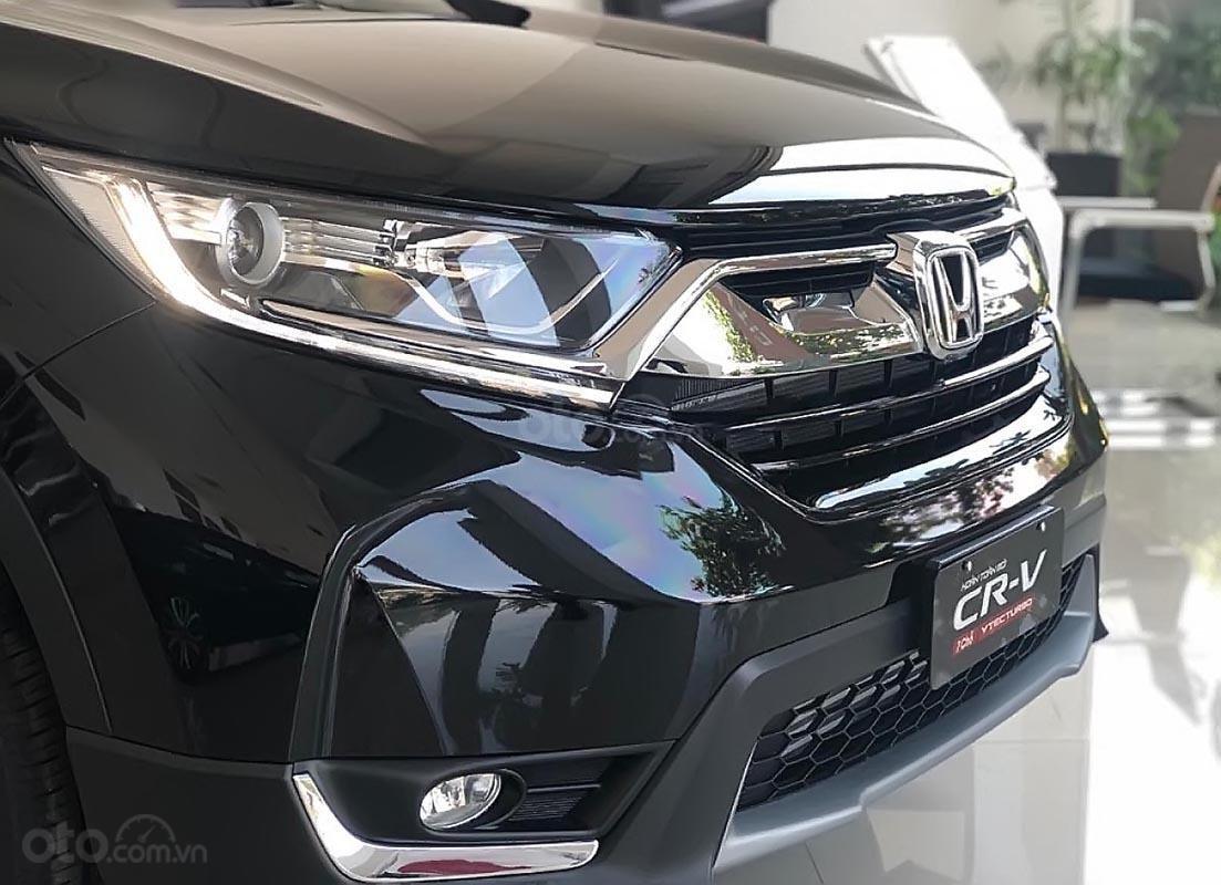 Bán Honda CR V E năm sản xuất 2019, màu đen, nhập khẩu nguyên chiếc (3)