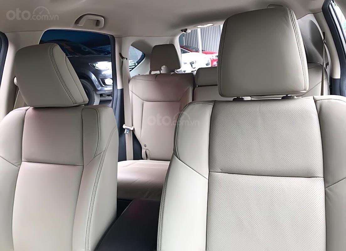 Bán ô tô Honda CR V 2.0 AT đời 2015, màu xám số tự động-2