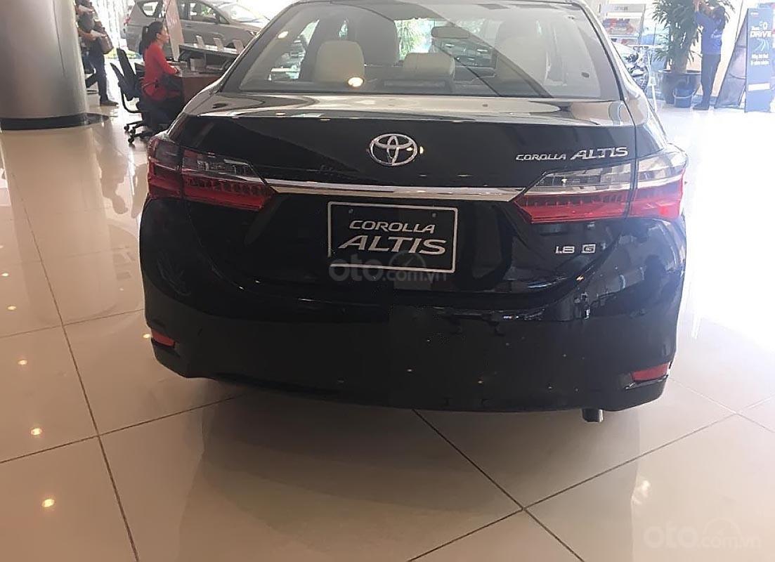 Cần bán Toyota Corolla altis 1.8 G CVT đời 2019, màu đen giá cạnh tranh-2