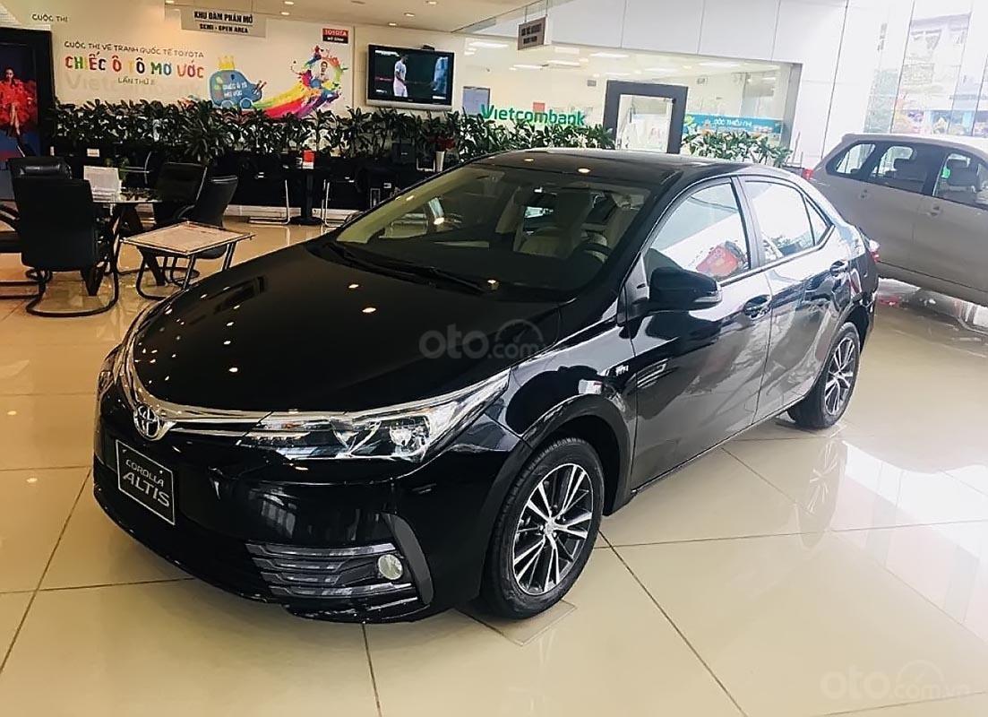 Cần bán Toyota Corolla altis 1.8 G CVT đời 2019, màu đen giá cạnh tranh-3