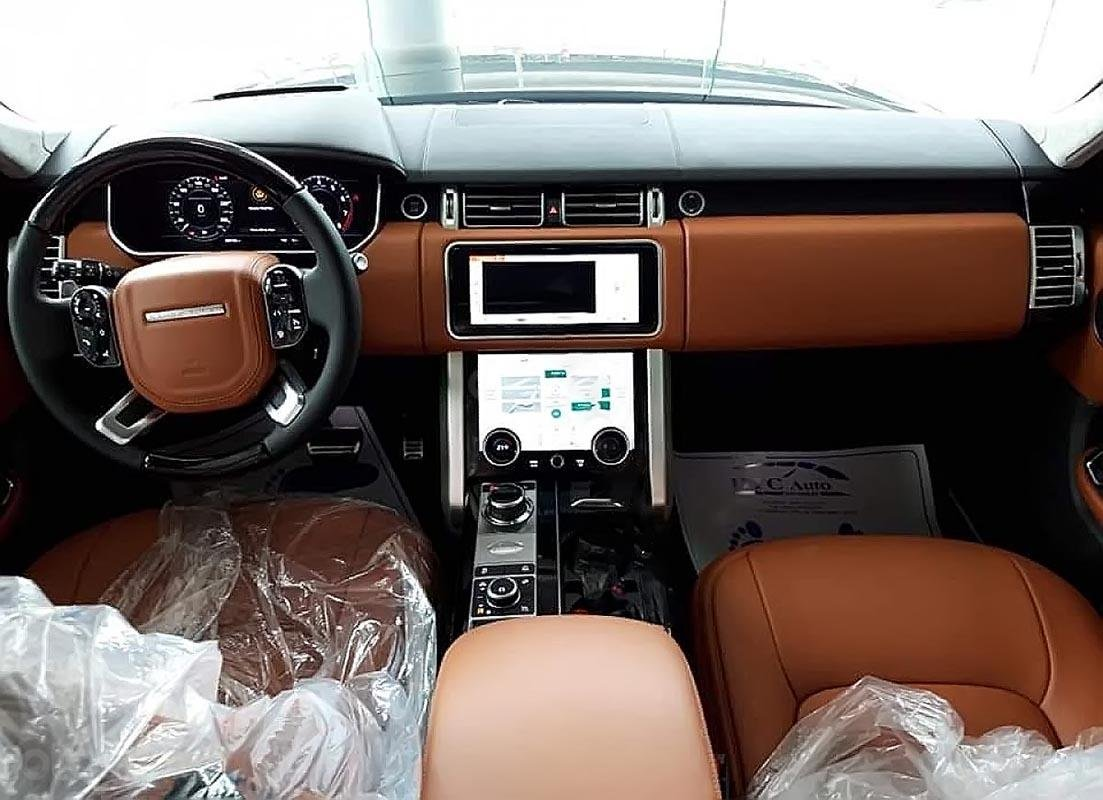 Cần bán xe LandRover Range Rover Autobiography đời 2019, màu đen, nhập khẩu nguyên chiếc-4