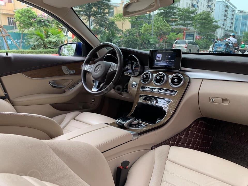 Tuấn Kiệt Auto bán xe Mercedes C250 phiên bản 2018, bao test hãng thoải mái, LH 0985728870 (Mr Thẩm) (7)