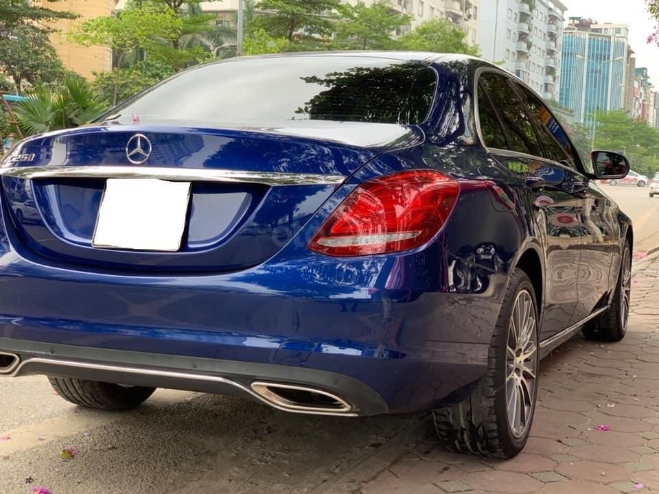 Tuấn Kiệt Auto bán xe Mercedes C250 phiên bản 2018, bao test hãng thoải mái, LH 0985728870 (Mr Thẩm) (5)