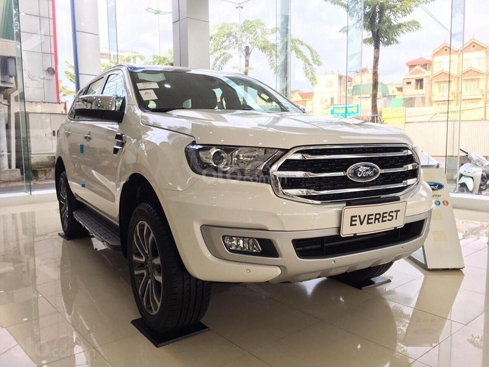 Lào Cai bán Ford Everest Titan 2019, giá tốt nhất thị trường, trả góp cao tặng full phụ kiện, LH 0974286009-0