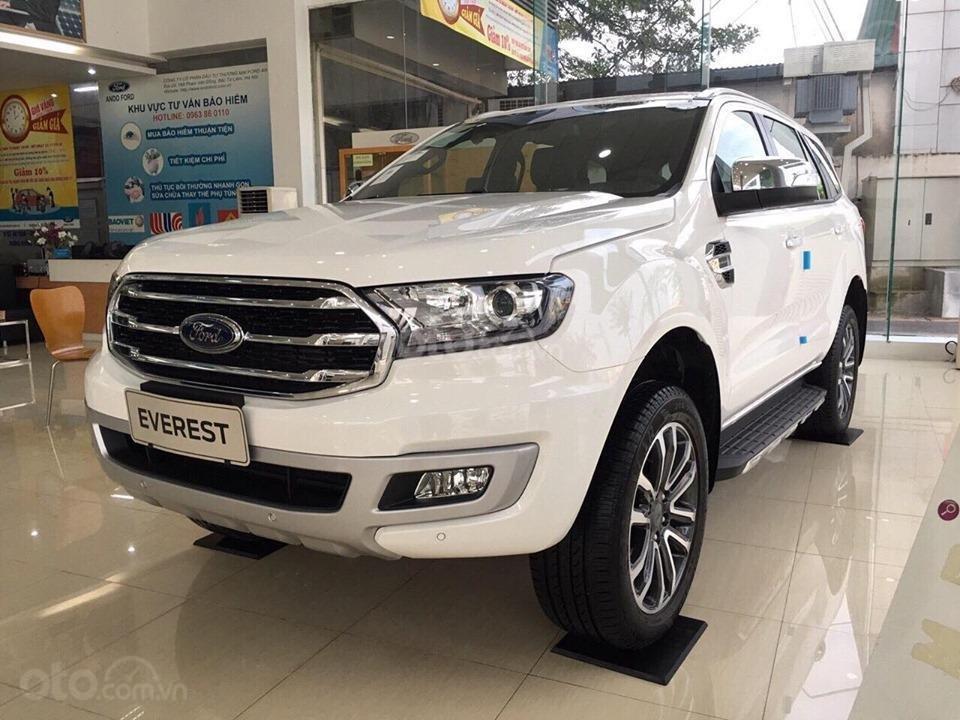 Lào Cai bán Ford Everest Titan 2019, giá tốt nhất thị trường, trả góp cao tặng full phụ kiện, LH 0974286009-1