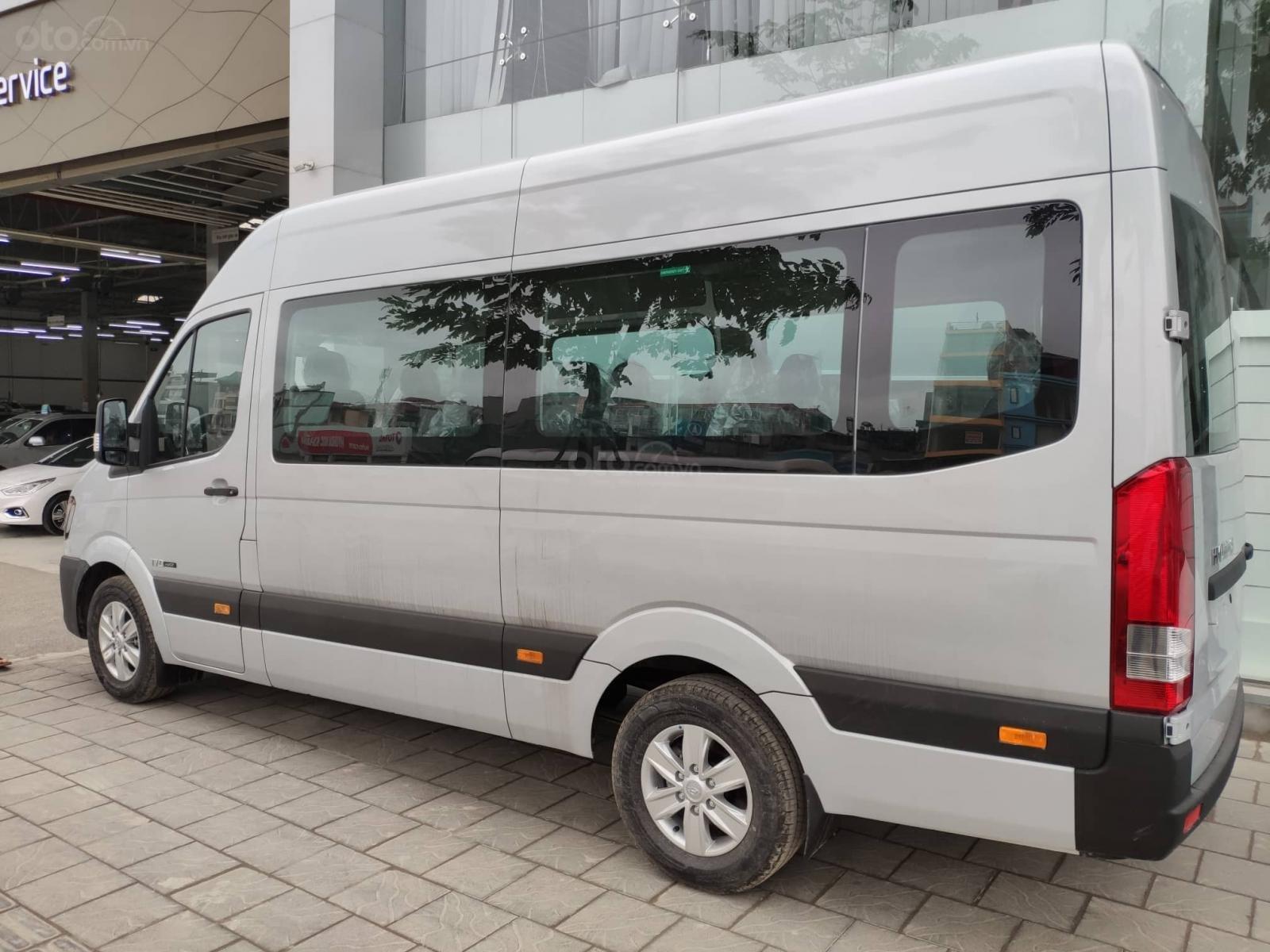 Giảm nóng 20 triệu - Hyundai Solati 2020 - Cam kết giá tốt nhất toàn hệ thống Hyundai (2)