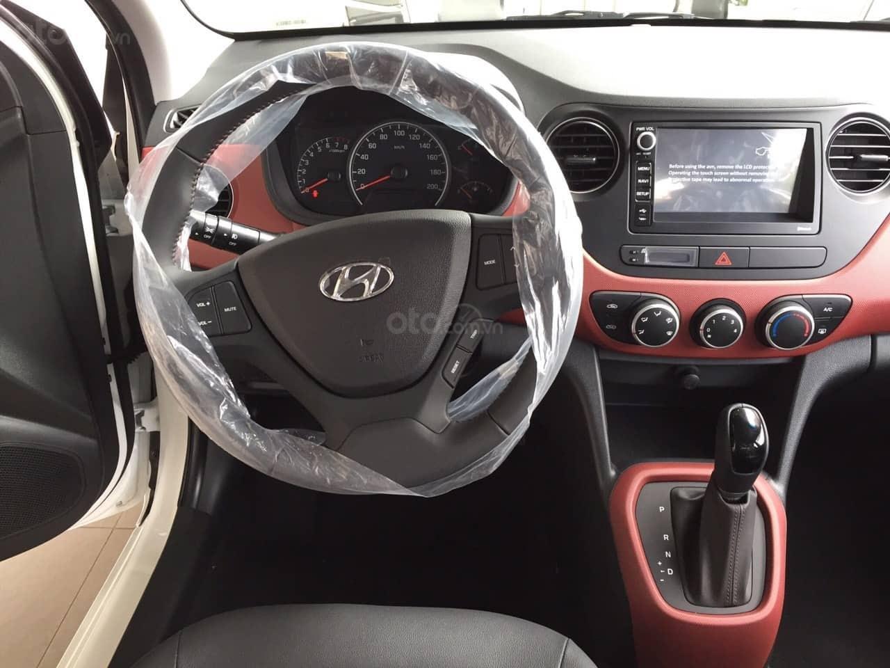 Giảm nóng 20 triệu - Hyundai Grand i10 2019 - Cam kết giá tốt nhất toàn hệ thống (2)