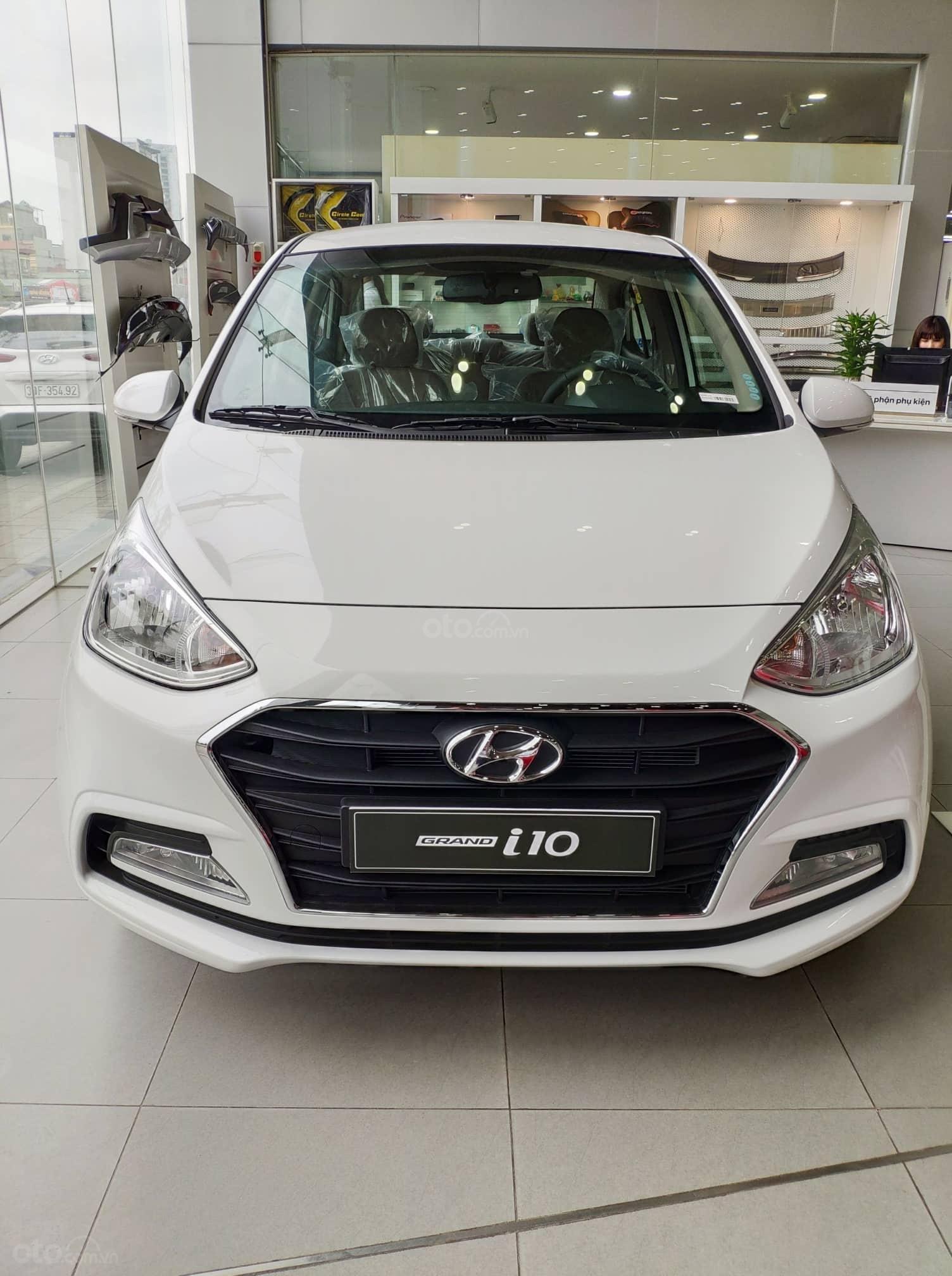 Giảm nóng 20 triệu - Hyundai Grand i10 2019 - Cam kết giá tốt nhất toàn hệ thống (4)