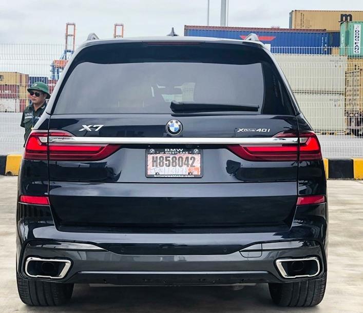 Giá lăn bánh BMW X7 2019 nhập khẩu lên tới gần 8 tỷ đồng, hơn nhiều so với giá đặt cọc - Ảnh 3.