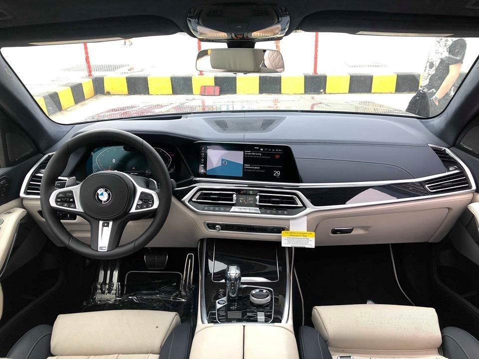 Giá lăn bánh BMW X7 2019 nhập khẩu lên tới gần 8 tỷ đồng, hơn nhiều so với giá đặt cọc - Ảnh 4.