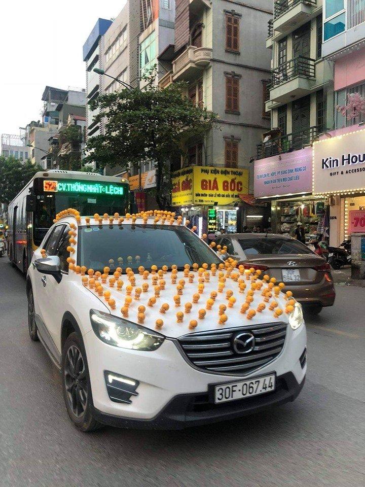 """Màn độ xe """"chất chơi"""" của lái xe Việt - Ảnh 1."""