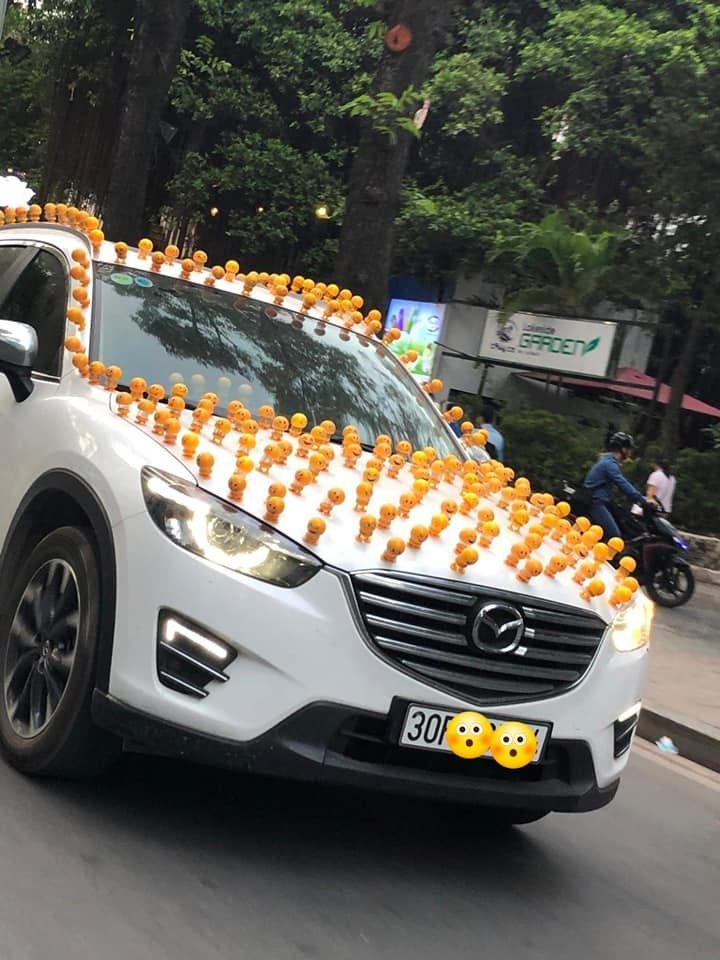 """Màn độ xe """"chất chơi"""" của lái xe Việt - Ảnh 4."""