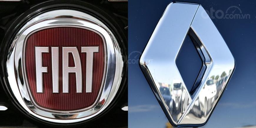 Renault và Fiat Chrysler tiến đến nhau