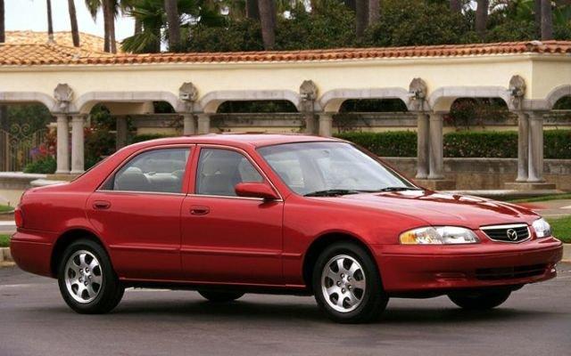 Giá xe Mazda 626 cũ