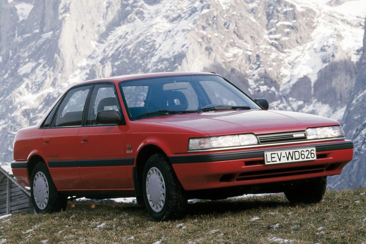 Đánh giá xe Mazda 626 cũ