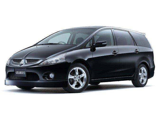 Đánh giá xe Mitsubishi Grandis