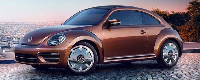 Xe Volkswagen Beetle