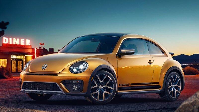 Giá xe Volkswagen Beetle cũ