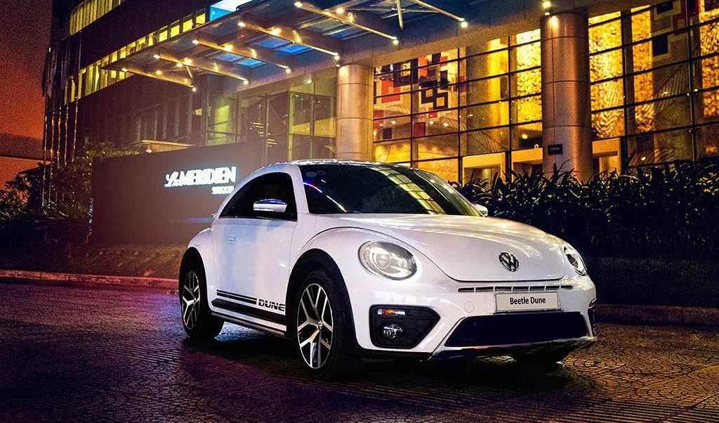 Đánh giá xe Volkswagen Beetle