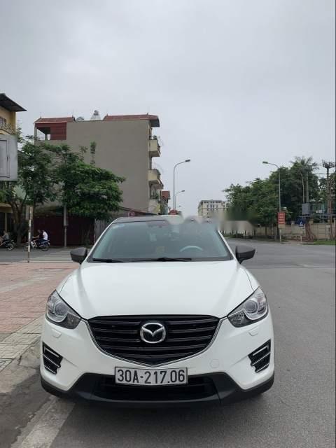 Bán Mazda CX 5 năm sản xuất 2014, màu trắng, giá chỉ 700 triệu-4