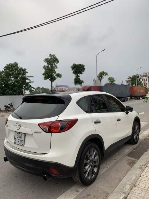 Bán Mazda CX 5 năm sản xuất 2014, màu trắng, giá chỉ 700 triệu-0