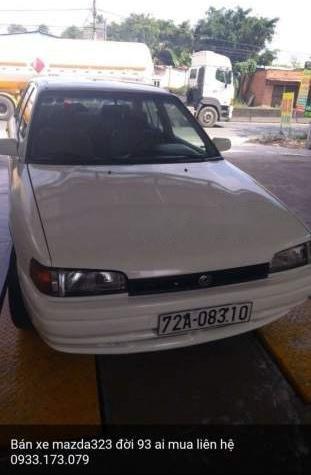 Cần bán xe Mazda 323 sản xuất năm 1994, màu trắng, nhập khẩu nguyên chiếc, 55 triệu-5