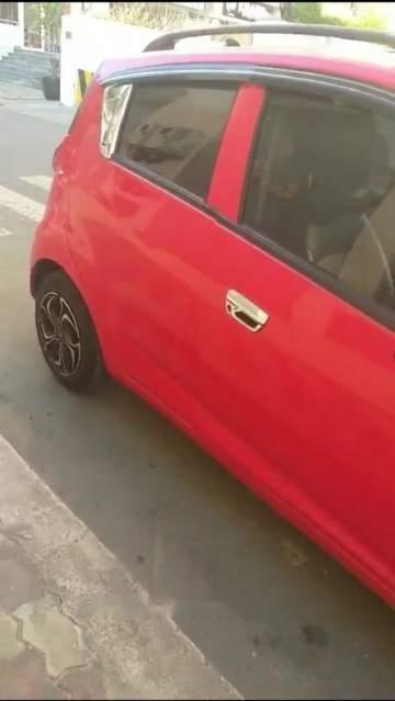 Bán xe Chevrolet Spark 2016, màu đỏ, xe nhập xe gia đình-2